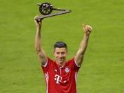 Trotz EM: Warum Lewandowskis R�ckrunde Weltklasse war