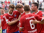 5:1! Hachings Einsiedler dreimal mit links