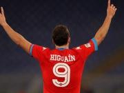 Gekonnt ist gekonnt: Top-Tore von Higuain