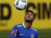 Brasiliens Goldhoffnung: Alle Augen auf Neymar