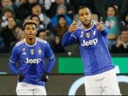 Juve schl�gt Tottenham beim Benatia-Deb�t