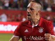 Ribery-Gala bei Bayern-Niederlage