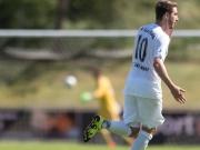 Traumtor in der Regionalliga - Niebauer trifft aus 63 Metern