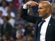 Zidane vorsichtig:
