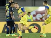 Birsa-Tore verderben de Boers Inter-Premiere
