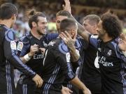 Umjubelter Bale - Kroos-Lattenkracher bei Reals Startsieg