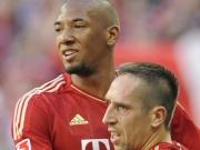 Boateng sch�tzt Ribery -