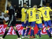 Boateng trifft gleich: Las Palmas �berrascht Valencia
