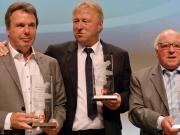 Bundesliga zeichnet Hrubesch, Seeler und Bruchhagen aus
