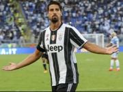 Khedira sichert Juve Sieg �ber Lazio