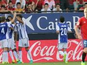 Juanmi bringt Real Sociedad in die Spur