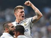 Traumpass, Siegtor, Matchwinner - Kroos rettet Real