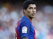 Celtic fürchtet Suarez -