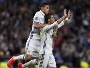 Cristiano Ronaldo und Morata retten Real