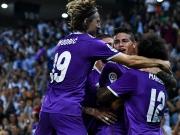 Real-Sieg Nummer vier dank James und Benzema