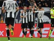 Vier Tore: Juve wieder auf dem Thron