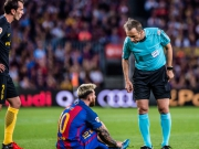 Punkte gelassen, Messi verloren: Barça bedient
