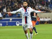 Lyon nach Rückstand furios