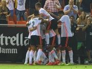 Später Sieg für Valencia