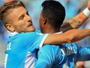 Lazio siegt und schließt zur Roma auf