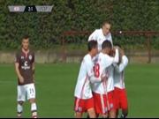 Feka traumhaft! HSV II erkämpft Punkt gegen St. Pauli II
