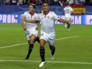Ben Yedder trifft doppelt, Sevilla rückt vor