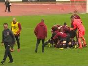 4:3 - Nürnberg bleibt auswärts ungeschlagen