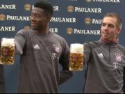 Mords-Gaudi - FC Bayern findet seinen Meister