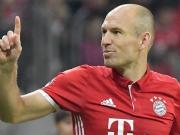 Robbens Weltpremiere - Erstes Champions-League-Tor per Kopf