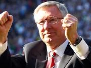 Ferguson wird geehrt: Sir Alex ist ManUnited