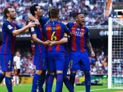 Barça dreht Spiel in Valencia - und verliert Iniesta