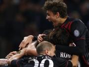Milan schlägt Juve - Pjanic jubelt umsonst
