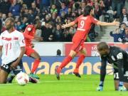 Cavani hält PSG auf Nizzas Spur