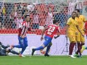 Gijon und Sevilla spielen Remis