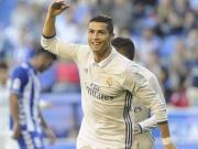 Cristiano Ronaldo ist wieder da