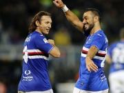 Quagliarella wirft Inter aus den Top 10