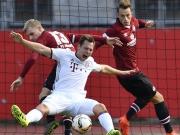 FCN II vs. FCB II: Sechs Tore für Kirsten