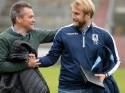 0:0 - Löwen stoppen Hachings Torfabrik