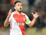 Bayer-Gegner Monaco in Torlaune - Falcao knipst doppelt