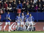 Nervenstarker Santos lässt Osasuna zittern
