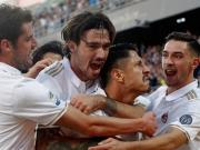 Lapadulas Hacke lässt Milan feiern