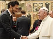 Hummels beeindruckt nach Papstbesuch