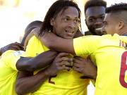 Pflicht erfüllt - Ecuador rückt vor auf Platz drei