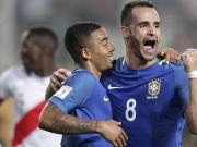 Renato Augusto trifft: Brasiliens sechster Sieg in Folge