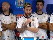 Eklat in Argentinien - Messi erklärt Presse-Boykott