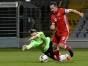 Bayern schießt Buchbach ab: Lappe nicht zu halten