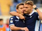 Lazio siegt auch ohne Immobiles Torriecher