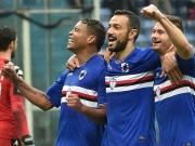 Drei Tore in sechs Minuten: Sampdorias irre Aufholjagd