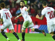 Sergio Rico hält Sevillas Sieg fest