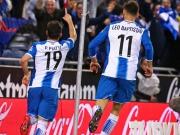 Piattis Doppelpack macht Espanyols Sieg klar